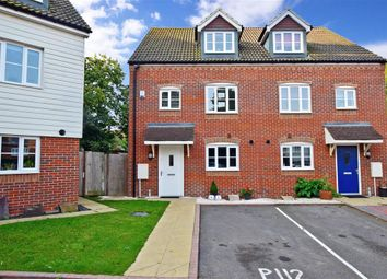 The Farrows, Loose, Maidstone, Kent ME15. 4 bed semi-detached house