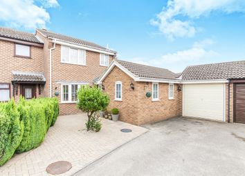 Thumbnail 4 bed semi-detached house for sale in Brands Close, Great Cornard, Sudbury