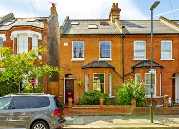 Thumbnail 5 bed end terrace house for sale in Effra Road, London