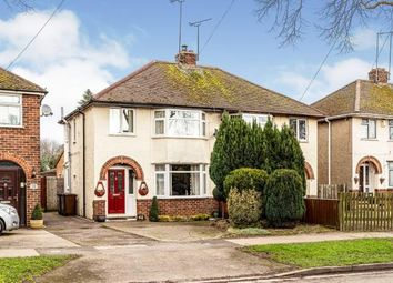 Thumbnail 3 bed semi-detached house for sale in Sinclair Avenue, Banbury, Oxon, .