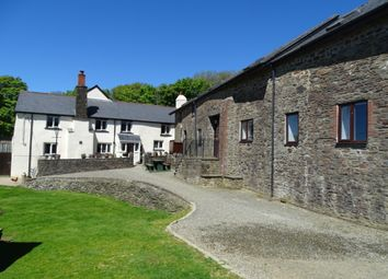 Thumbnail 15 bed farmhouse for sale in Kings Nympton, Umberleigh, Devon