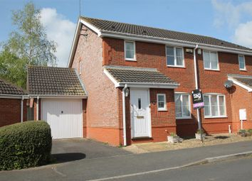 Thumbnail 3 bed semi-detached house for sale in Dukes Way, Tewkesbury