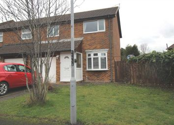 Thumbnail 3 bed semi-detached house for sale in Ingham Grove, Northburn Glade, Cramlington