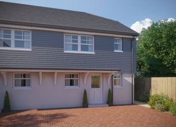 Thumbnail 3 bed semi-detached house for sale in Reserve Now! Yapton Lane, Walberton, 1, 227 Sq Ft