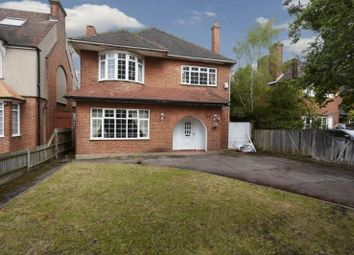 Thumbnail 4 bed detached house for sale in Grove Park Road, London