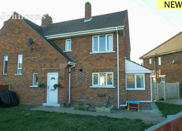 Thumbnail 3 bed semi-detached house for sale in George Street, Carcroft, Doncaster.