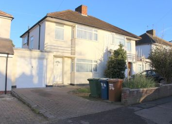 Thumbnail 3 bed semi-detached house to rent in Boxtree Road, Harrow, Middlesex