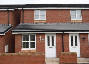 Thumbnail 2 bedroom semi-detached house to rent in Holker Street, Barrow-In-Furness, Cumbria
