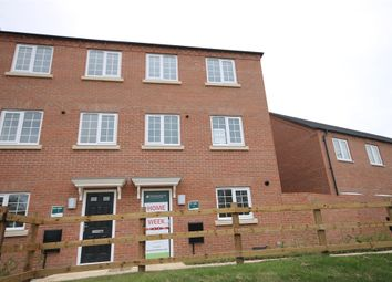 Thumbnail 4 bed town house for sale in The Heights, Newark, Nottinghamshire.