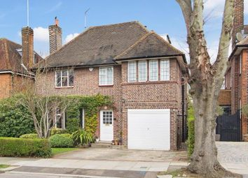 Thumbnail 5 bed detached house for sale in Linden Lea, Hampstead Garden Suburb, London
