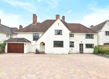 Thumbnail 7 bed detached house to rent in Banbury Road, North Oxford, Oxford
