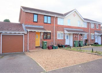Thumbnail 2 bed semi-detached house for sale in Widgeon Road, Erith