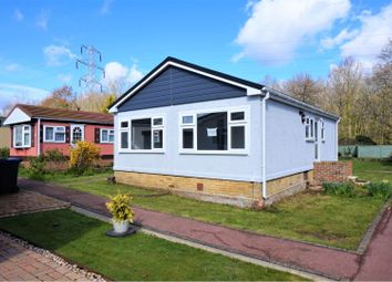 Thumbnail 2 bed mobile/park home for sale in Bluebell Woods, Broad Oak, Canterbury