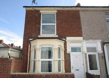 Thumbnail 3 bed end terrace house to rent in Wilson Road, Portsmouth
