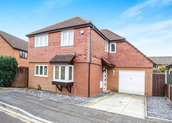 Thumbnail 4 bedroom detached house for sale in Talbot Meadows, Poole