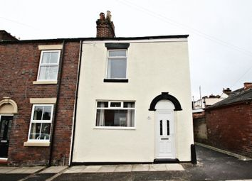 Thumbnail 2 bed end terrace house for sale in Rawlins Street, Hanley, Stoke-On-Trent