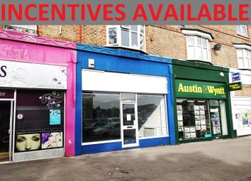 Thumbnail Retail premises to let in 337 Shirley Road, Southampton