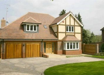 Thumbnail 5 bed detached house for sale in 44 The Warren, Radlett, Hertfordshire