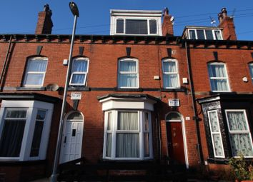 Thumbnail 6 bed terraced house to rent in Ashville Terrace, Hyde Park, Leeds