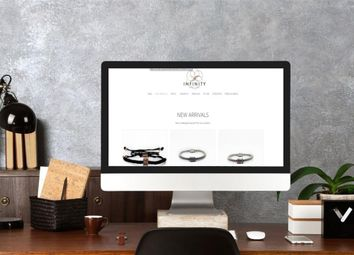 Thumbnail Retail premises for sale in Online Jewellery Company E14, Canary Wharf, London