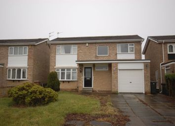 Thumbnail 4 bedroom detached house for sale in The Paddock, Killingworth, Newcastle Upon Tyne