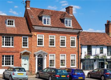 Thumbnail 4 bed terraced house for sale in Castle Street, Farnham, Surrey