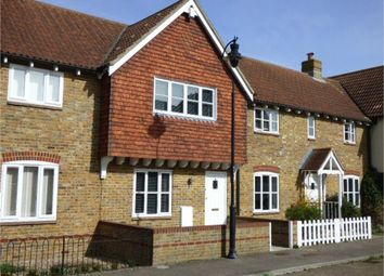 Thumbnail 2 bed terraced house for sale in Colson Drive, Iwade, Kent