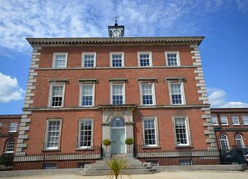 Thumbnail 2 bedroom flat for sale in Mansion House, Exminster, Exeter