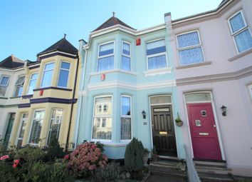 Thumbnail 5 bedroom terraced house for sale in Amherst Road, Plymouth