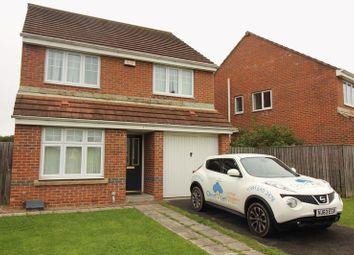Thumbnail 4 bed semi-detached house to rent in Elvaston Crescent, Kenton, Newcastle Upon Tyne