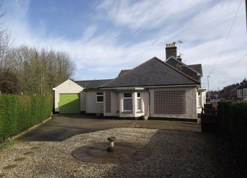 Thumbnail 2 bed detached bungalow for sale in Monmouth Road, Dorchester
