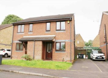 Thumbnail 2 bed semi-detached house to rent in Lakeland Avenue, Hucknall, Nottingham
