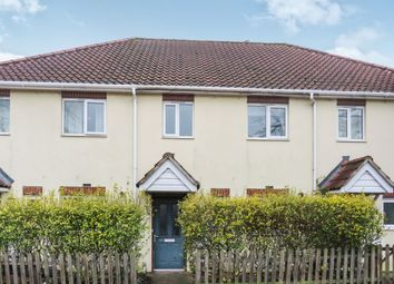 Thumbnail 2 bedroom terraced house for sale in Cadge Road, Norwich