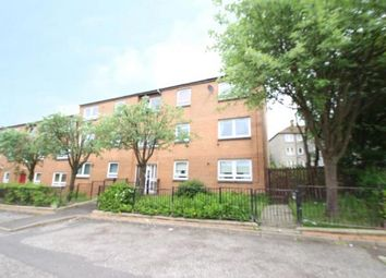 Thumbnail 1 bed flat for sale in Syriam Place, Springburn, Glasgow