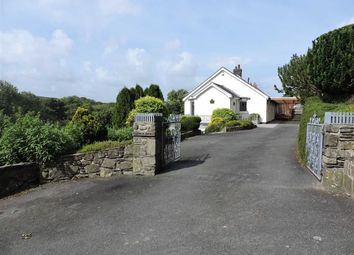 Thumbnail 4 bed detached house for sale in Wolfscastle, Haverfordwest