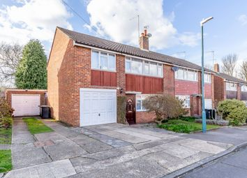 Thumbnail 4 bed semi-detached house for sale in Briar Road, Bexley, Kent