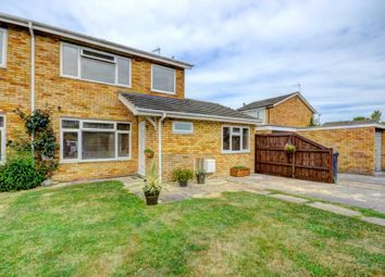 Thumbnail 4 bed semi-detached house for sale in Cowleaze, Chinnor