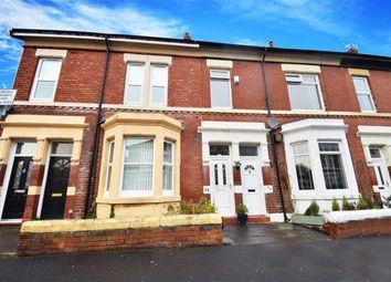 Thumbnail 3 bed flat for sale in Kielder Terrace, North Shields