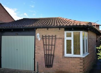 Thumbnail 1 bed semi-detached bungalow for sale in Hexham Gardens, Bletchley, Milton Keynes