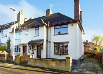 Thumbnail 3 bedroom town house for sale in Gladstone Street, Basford, Stoke-On-Trent