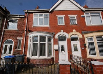 Thumbnail 3 bedroom terraced house to rent in Orchard Avenue, Blackpool