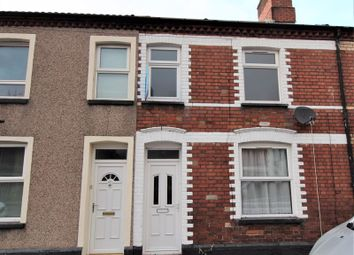 3 bed terraced house for sale in Virgil Street, Cardiff CF11