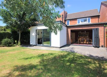 Thumbnail 4 bed detached house for sale in Range Road, Ashby-De-La-Zouch