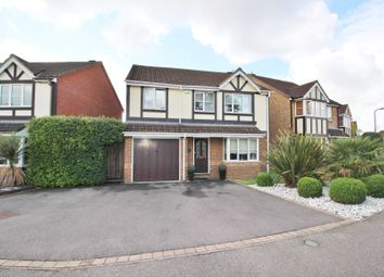 Thumbnail 4 bedroom detached house for sale in Canons Gate, Cheshunt, Waltham Cross