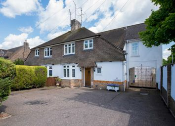 Thumbnail 3 bed semi-detached house for sale in Love Lane, Spalding