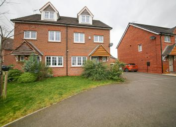 Thumbnail 4 bedroom semi-detached house for sale in Thomas More Gardens, Newtown, Wigan