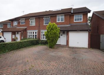 Thumbnail 5 bedroom semi-detached house for sale in Doddington Close, Lower Earley, Reading, Berkshire