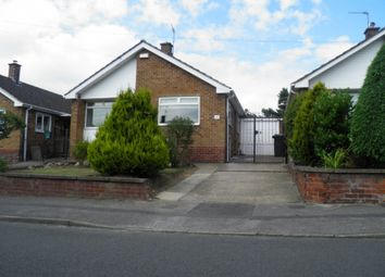 Thumbnail 2 bed bungalow to rent in Scargill Avenue, Newthorpe, Nottingham