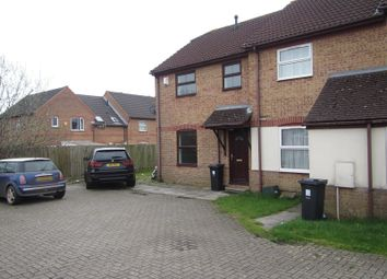Thumbnail 3 bed terraced house to rent in Perrys Lea, Bradley Stoke, Bristol
