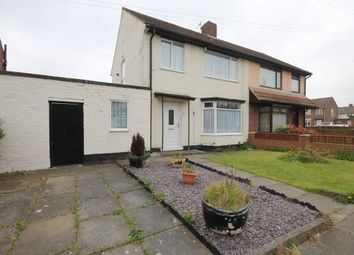 Thumbnail 3 bed semi-detached house for sale in Ramsbury Avenue, Stockton-On-Tees